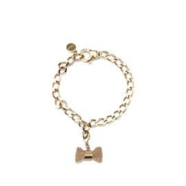 Chloe Gold-Tone Metal Chain Bracelet