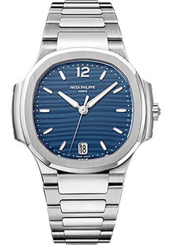 "Image of ""Patek Philippe 7118/1A Stainless Steel Automatic 35.2mm Mens Watch"""
