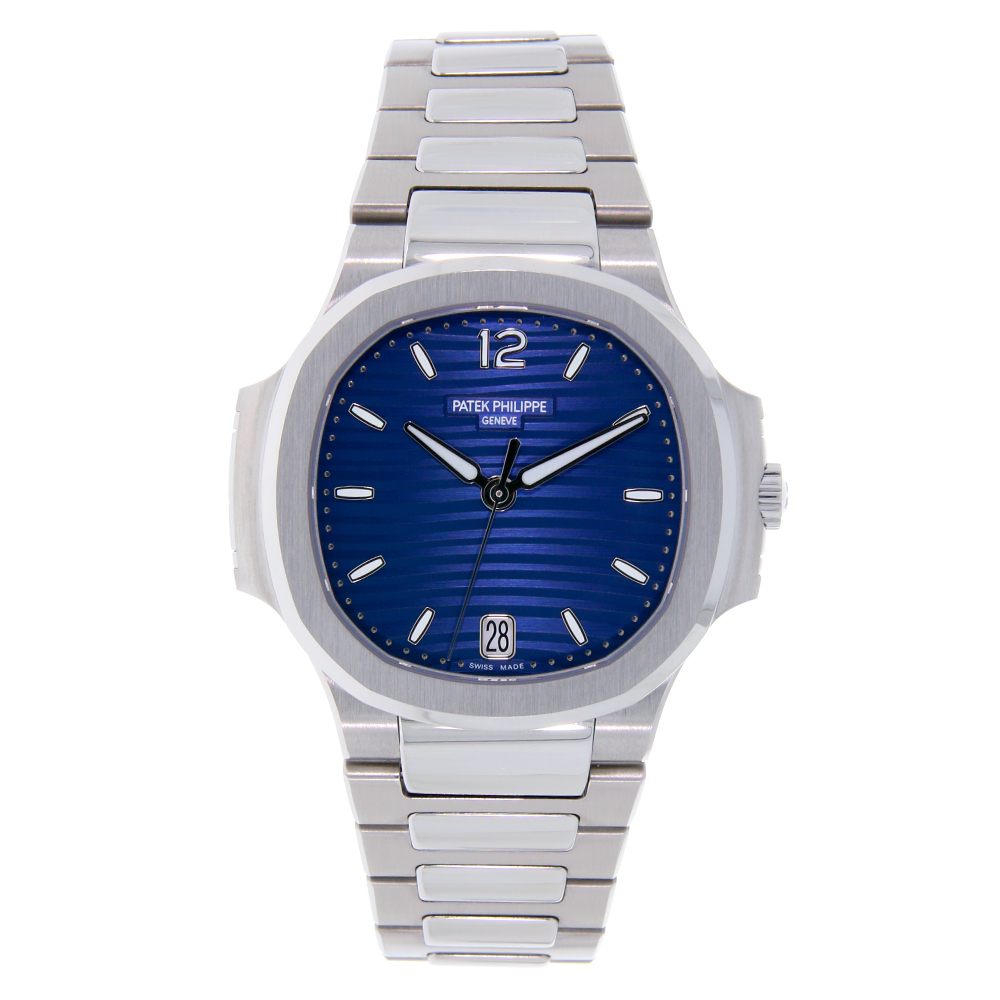 Patek Philippe Nautilus 7118/1A-001 Stainless Steel 35.2mm Womens