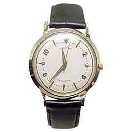 Hamilton 14K Yellow Gold Automatic 34.8mm Mens Watch 1960s