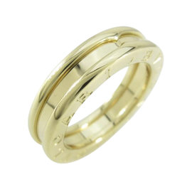 Bulgari B.Zero1 18K Yellow Gold Ring Size 5