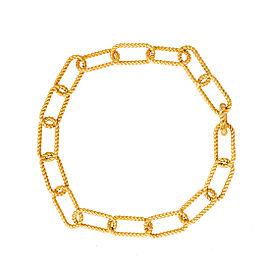 Roberto Coin 18K Yellow Gold Ruby Bracelet