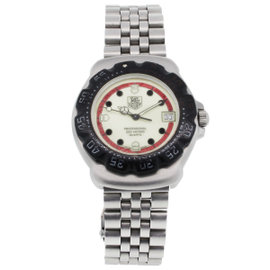Tag Heuer 371513 Formula 1 Stainless Steel Mens Watch