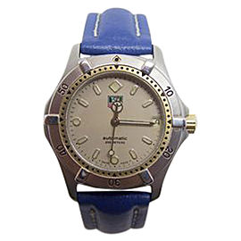 Tag Heuer Professional 200m 665.713T Stainless Steel 34mm Unisex Watch