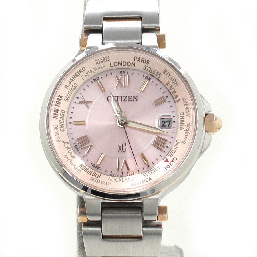 "Image of ""Citizen Stainless Steel 27mm Watch"""