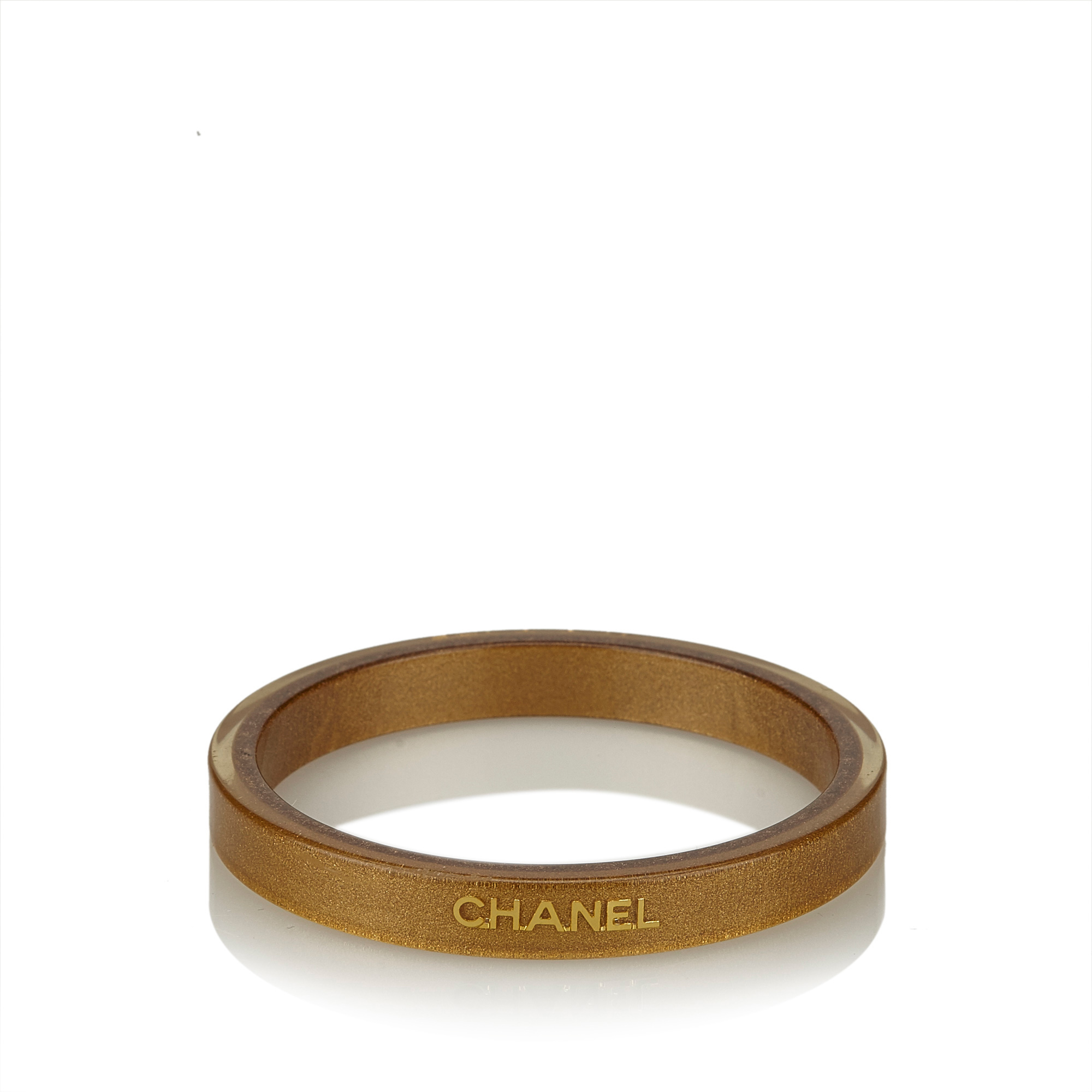 "Image of ""Chanel Plastic Enamel Bracelet"""