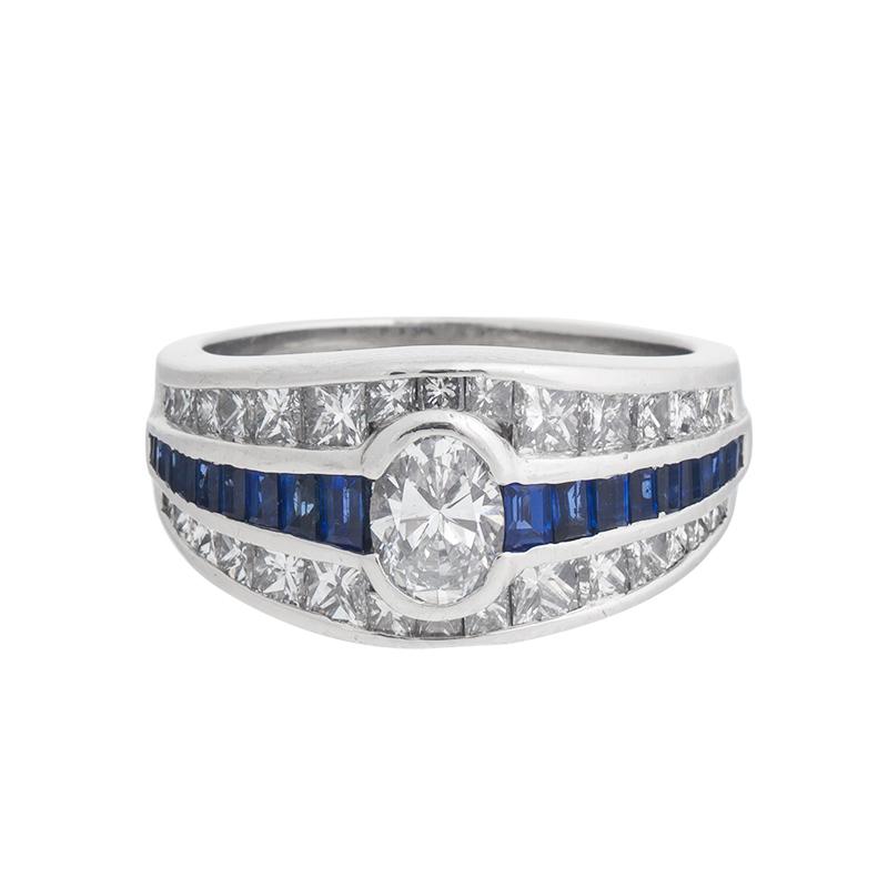 "Image of ""J.b. Starr Vintage Diamond Ring"""