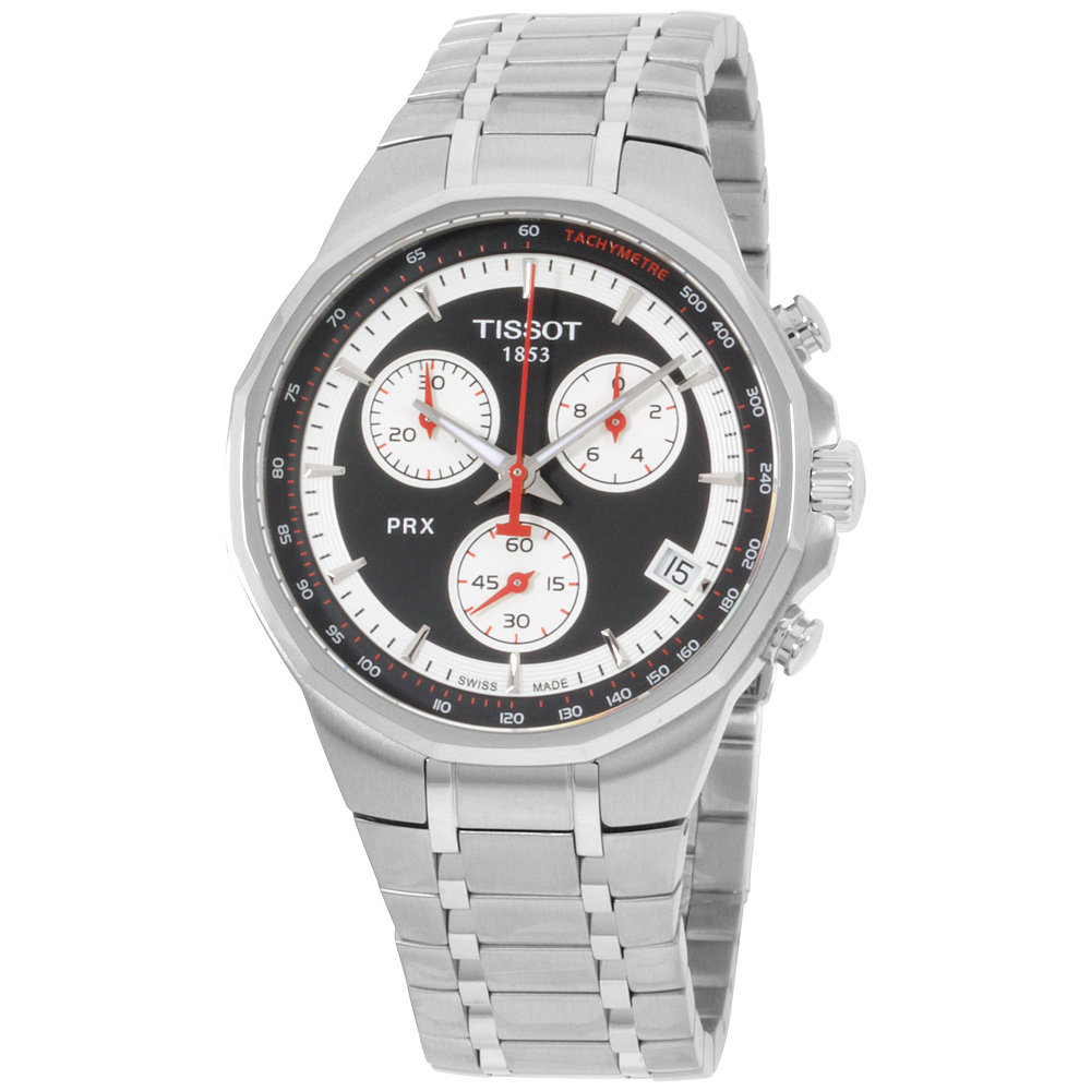 "Image of ""Tissot PRX T0774171105111 Stainless Steel Quartz 40mm Mens Watch"""