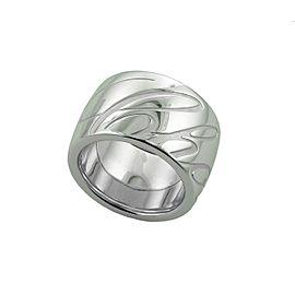 Chopard 18K White Gold Ring