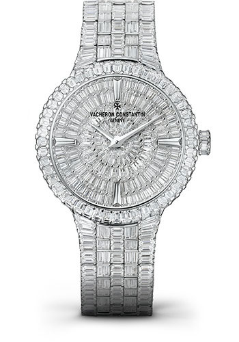 """Image of """"Vacheron Constantin Traditionnelle 82761/qc1G-9852 18K White Gold with"""""""