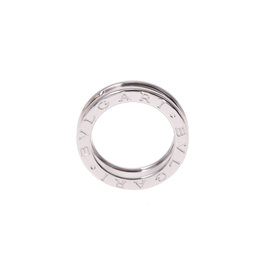 Bulgari B-Zero 1 18K White Gold Ring Size 5