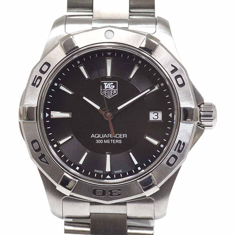 """Image of """"Tag Heuer Aquaracer Ba0831 Stainless Steel Quartz 40mm Mens Watch"""""""
