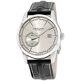 Hamilton American Classic Railroad H40515781 Stainless Steel & Leather Automatic 42mm Mens Watch
