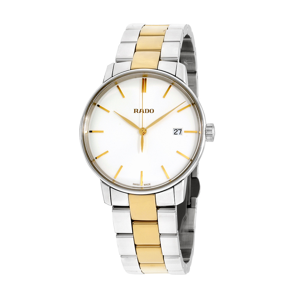 """Image of """"Rado Coupole Classic R22864032 Two Tone Stainless Steel Quartz 38mm"""""""