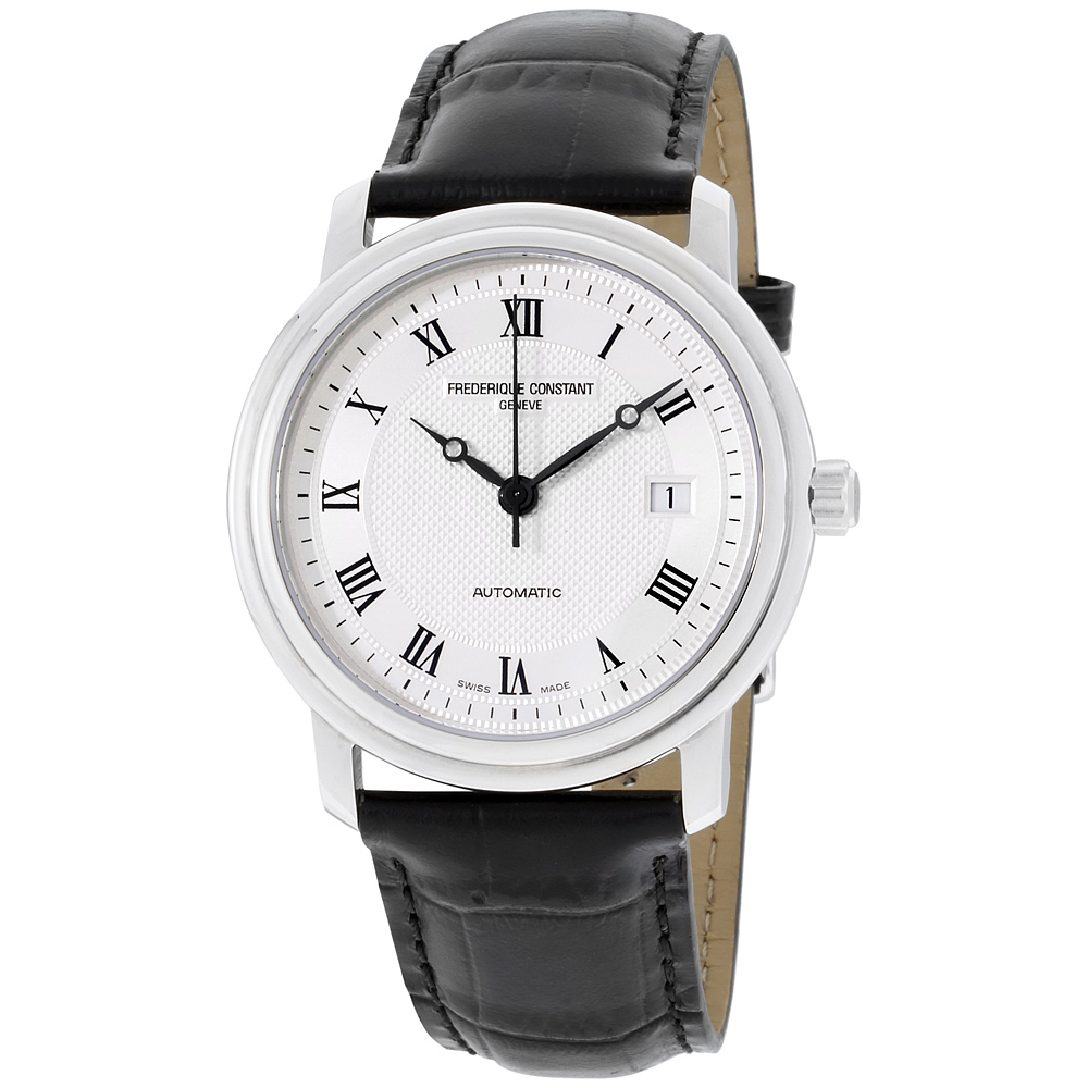 "Image of ""Frederique Constant Classics Fc303Mc4P6 Stainless Steel Silver Dial"""