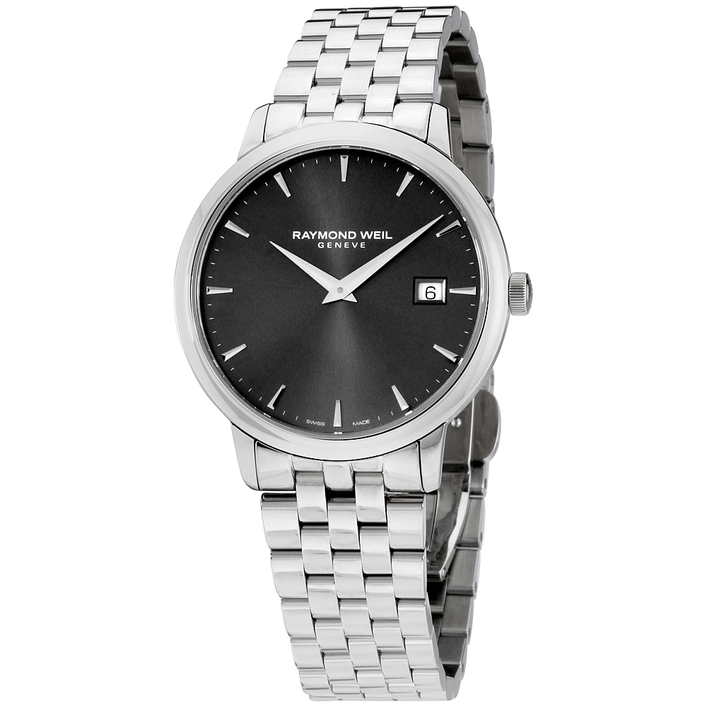 """Image of """"Raymond Weil Toccata 5488St60001 Stainless Steel Quartz 42mm Mens"""""""