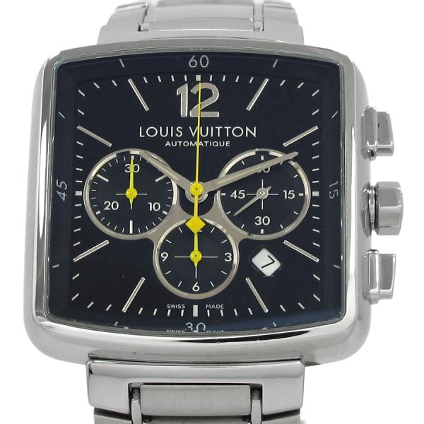 "Image of ""Louis Vuitton Speedy Q212G Stainless Steel Automatic 40mm Mens Watch"""