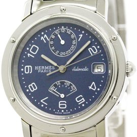 Hermes Clipper CL5.710 Stainless Steel Automatic Men's Watch