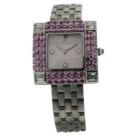Audemars Piguet Classique Diamond & Sapphires 27mm Watch