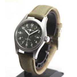 Hamilton Khaki Stainless Steel Automatic 38mm Watch