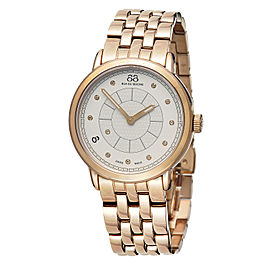 Rue Du Rhone White Dial 87WA120009 Watch
