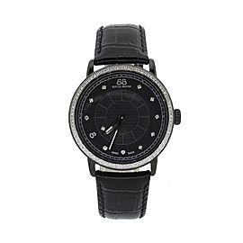 Rue Du Rhone Black Dial 87WA120010 Watch
