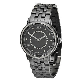 Rue Du Rhone Black Dial 87WA120023 Watch