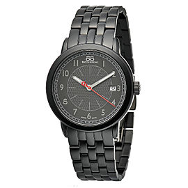 Rue Du Rhone Black Dial 87WA120025 Watch