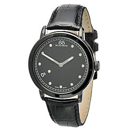 Rue Du Rhone Black Dial 87WA120029 Watch