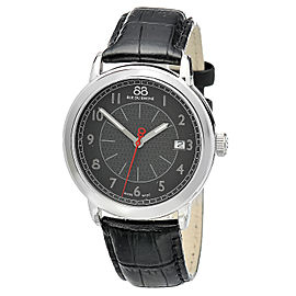 Rue Du Rhone Black Dial 87WA120030 Watch