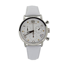 Rue Du Rhone White Dial 87WA130003 Watch