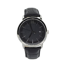 Rue Du Rhone Black Dial 87WA130010 Watch