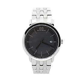 Rue Du Rhone Black Dial 87WA130011 Watch