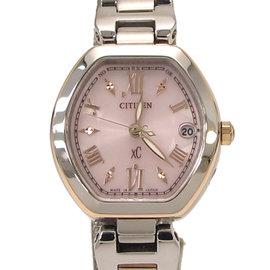 Citizen ES8054-50 W Stainless Steel 25mm Watch
