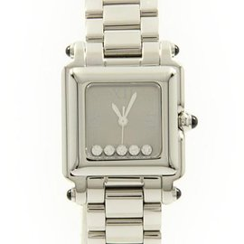 Chopard Happy Sport 278893-3006 Stainless Steel 23mm Womens Watch