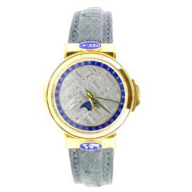 Corum Limited Edition Corum 6145056 18K Yellow Gold 34mm Watch
