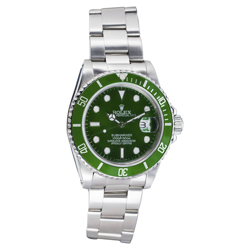 """Image of """"Rolex Submariner 16800 Stainless Steel Automatic 40mm Mens Watch"""""""