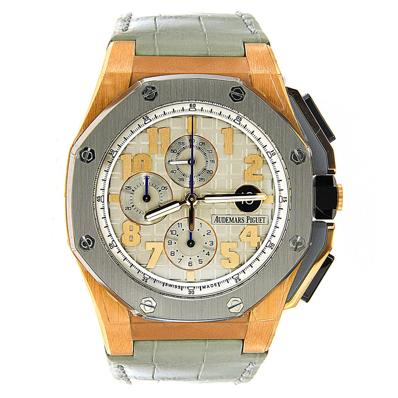 "Image of ""Adumars Piguet Royal Oak Offshore Lebron James Watch"""