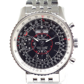 Breitling Navitimer A21330 Stainless Steel Automatic 43mm Mens Watch
