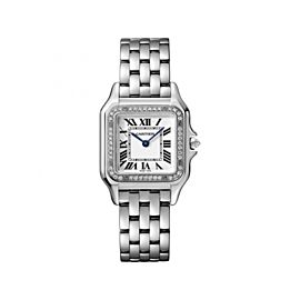 Cartier Panthere de WJPN0007 18K White Gold 27mm Womens Watch