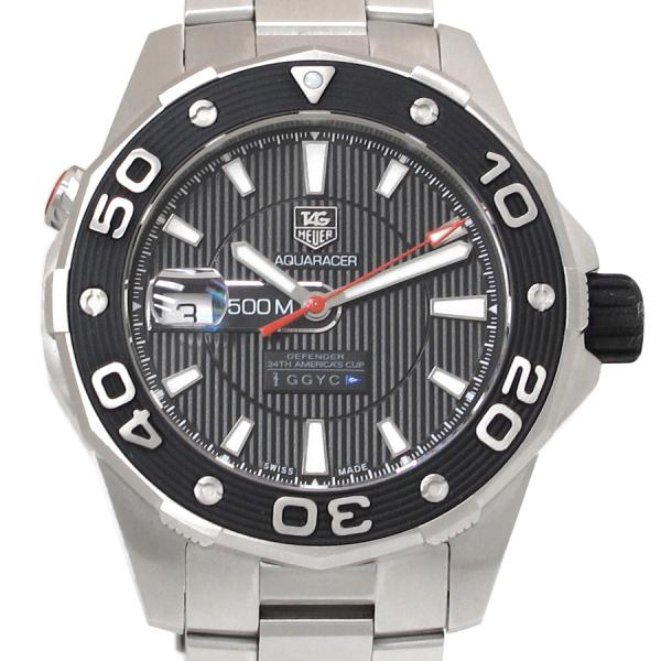 """""""""""Tag Heuer Aquaracer Waj2119 Americas Cup Stainless Steel Automatic"""""""""""" 1592364"""