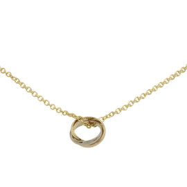 Cartier 18K Yellow Gold , White Gold and Pink Gold Necklace