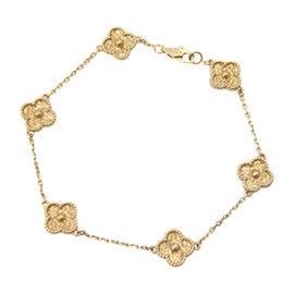 Van Cleef & Arpels 18K Pink Gold Bracelet