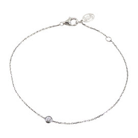 Cartier 18K White Gold and Diamond Necklace