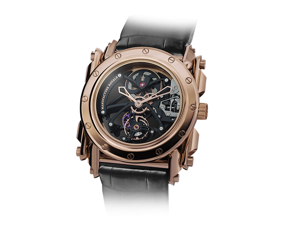 "Image of ""Androgyne Origine Flying Tourbillon Limited Edition of 20 Pieces"""