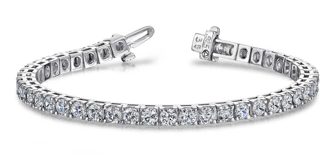 "Image of ""Diamond Tennis Bracelet"""