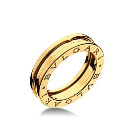 Bvlgari Bulgari B. Zero 1 18K Yellow Gold 1 Band Ring AN852260
