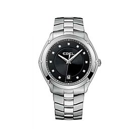 Ebel Classic Sport Black 40 mm Womens Watch