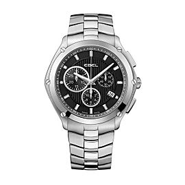 Ebel Sport Black Chronograph 41 mm Womens Watch