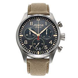 Alpina Startimer Pilot Big Date 44 mm Mens Watch